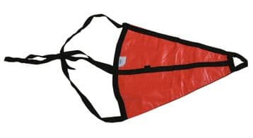 SEA ANCHOR DROGUE - RED - suit up to 15 feet boat yacht sailing dinghy
